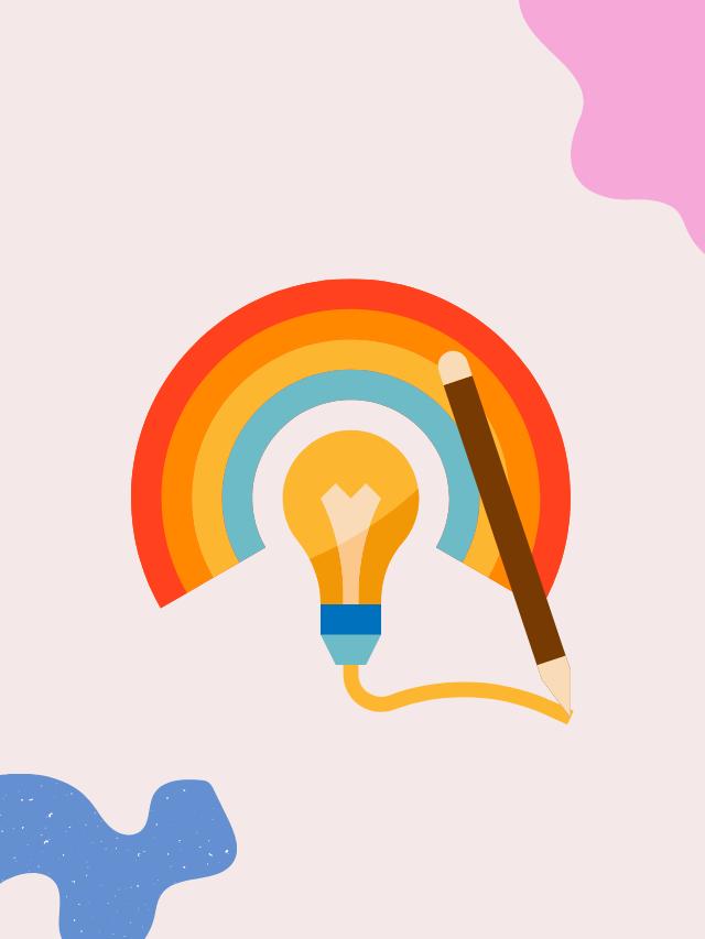 Formas simples de estimular a criatividade